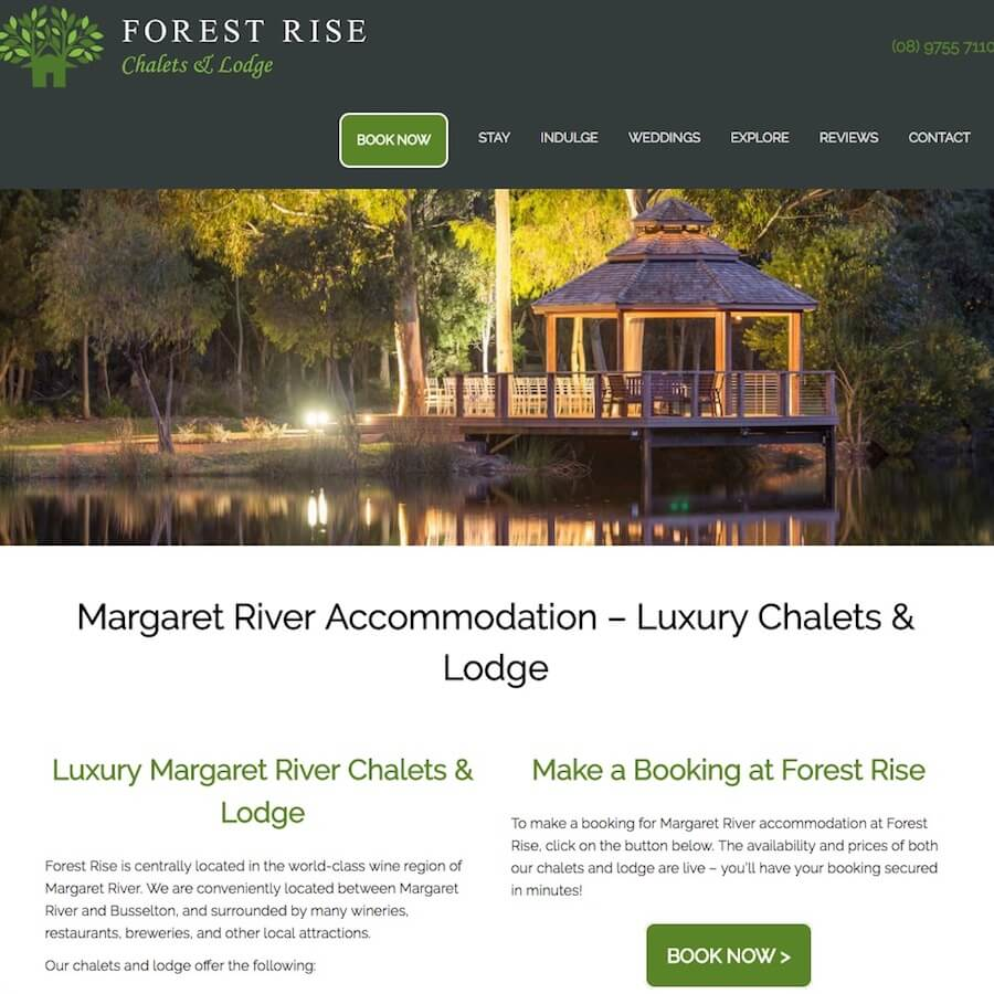 Forest Rise Chalets