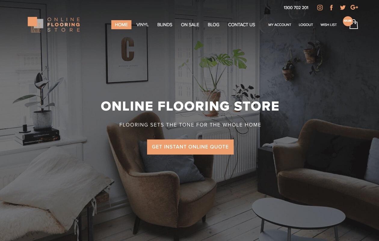 Online Flooring Store