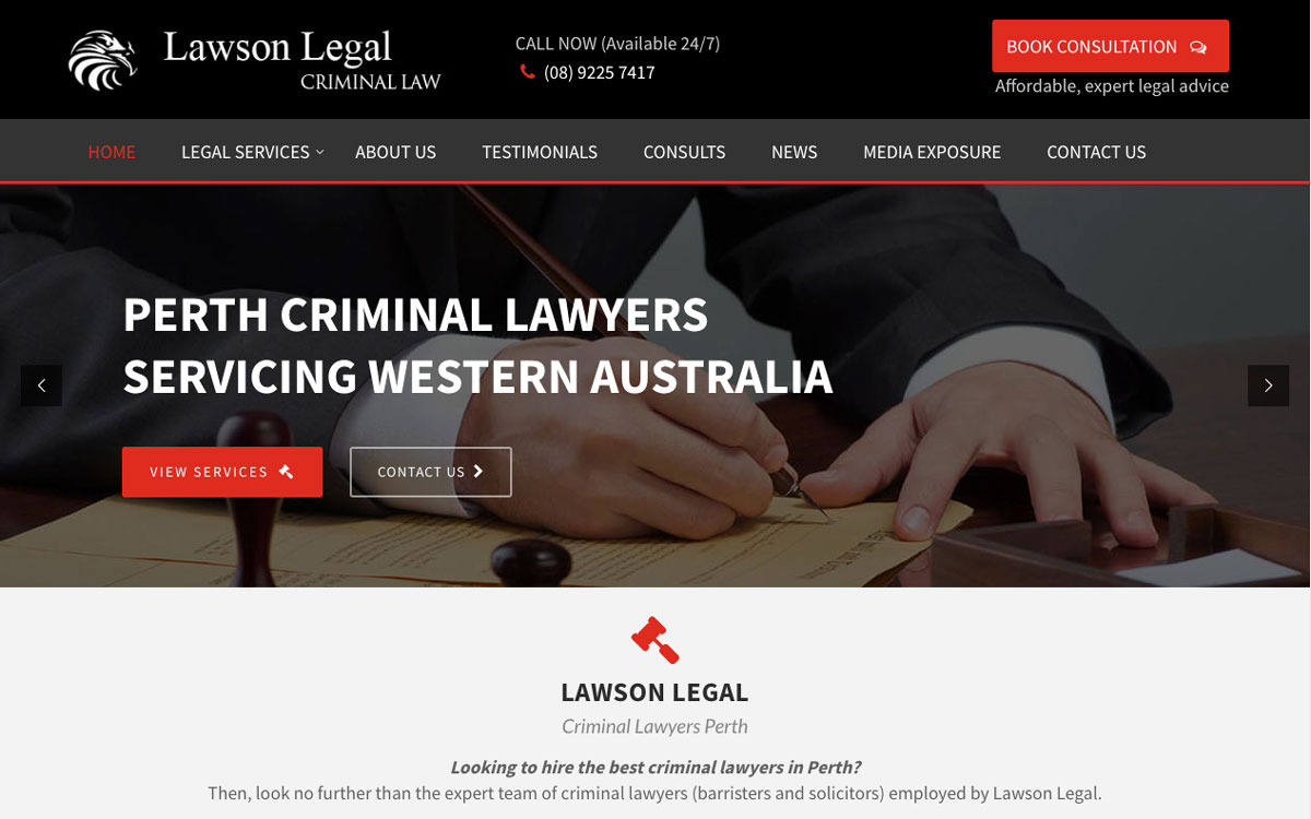 Digital Hitmen Perth Lawson Legal