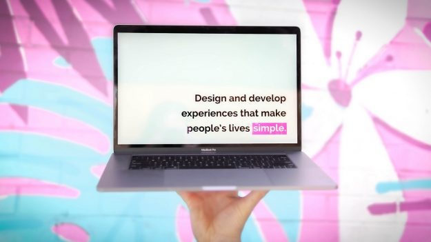 Web design trends to improve web experience